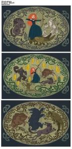 Brave tapestries
